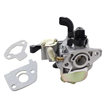 Poweka Carburetor Carb w/Gaskets for 97cc 2 8hp Mini Baja Doodlebug Doodle  Bug Db30 Dirt Pit Mini Bike 3/5 Air Intake