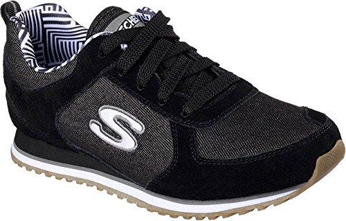 Skechers Originals Og 78 Denim Dash - Zapatillas Mujer Negro