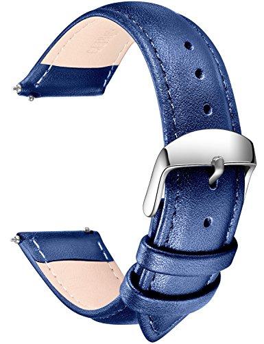 leather belt watch - 2