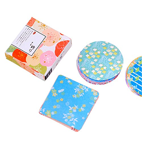 5 Sets(200pcs) Kawaii Paper Baking Stickers Diary Scrapbook Album Planner Notebook Journal Decor Cute School Stationery Gift Packing Label for Children Kids (Violet Time)