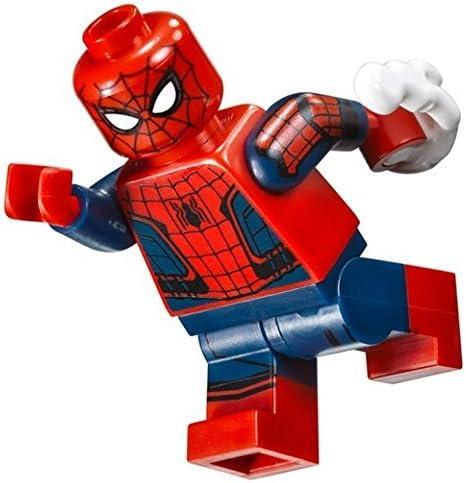 LEGO Marvel Super Heroes Minifigure - Spider-Man with White Power Blast (76083)
