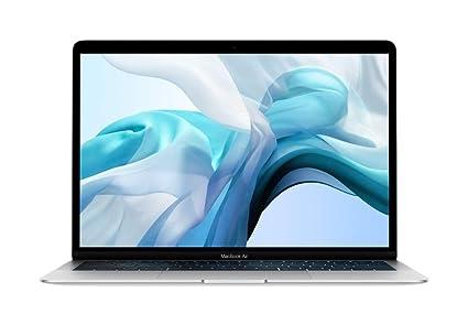 Apple MacBook Air (13-inch Retina Display, 1.6GHz Dual-core Intel Core i5, 256GB) - Silver at amazon