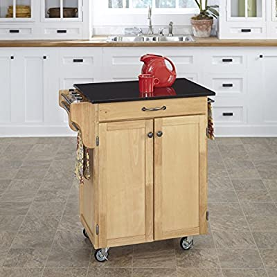 Home Styles Create-a-Cart Cuisine Cart