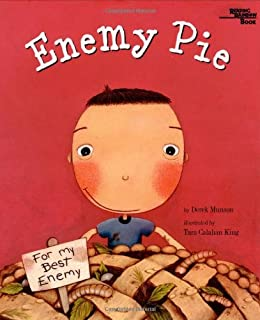 Book Cover: Enemy Pie (Reading Rainbow book)