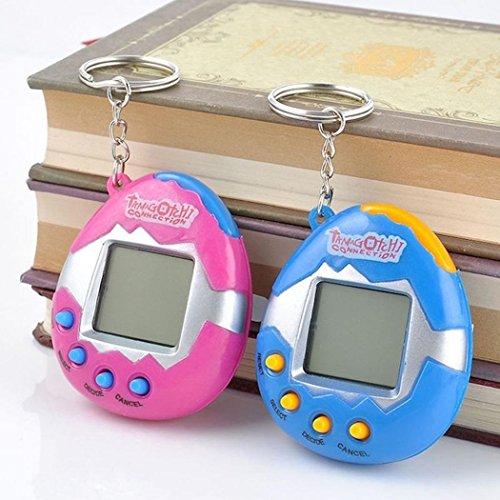 (Elever Child Nostalgic Tamagotchi Electronic Virtual Cyber Tiny Pet Toy Game Machine)