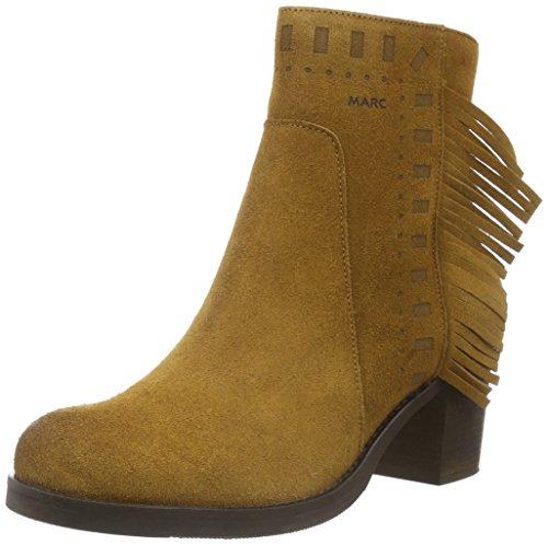 Marc Shoes Savona, Zapatillas de Estar por Casa para Mujer Braun (Cognac 00106)