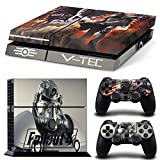 Skin Sticker Set for PS4 Playstation 4 Console Controller - Fallout 4