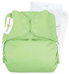 bumGenius Original One-Size Pocket-Style Cloth Diaper 5.0 (Grasshopper)