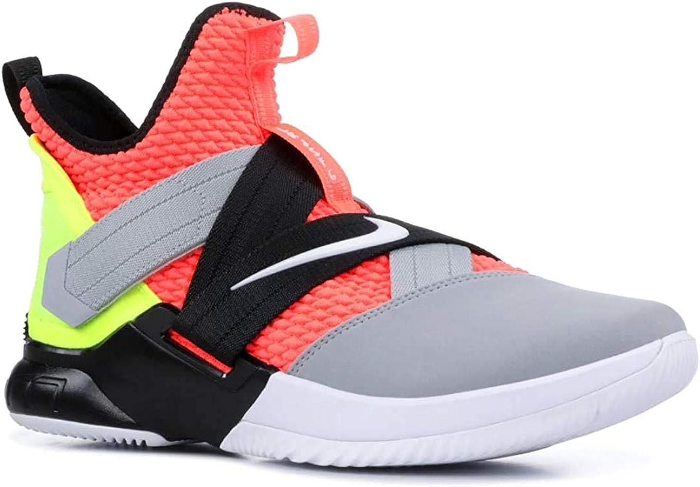 precoz reacción Autor  Amazon.com | Nike Lebron Soldier XII SFG Mens Ao4054-800 Size 7.5 |  Basketball