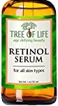 ToLB Retinol Serum - 72% ORGANIC - Clinical Strength Retinol Serum Face Moisturizer Cream for Anti Aging, Anti Wrinkle - Organic and Natural Ingredients - 1 oz