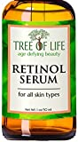 ToLB Retinol Serum - 72% ORGANIC - Clinical Strength Retinol Serum Face Moisturizer Cream for Anti Aging, Anti Wrinkle, Acne - Organic and Natural Ingredients - 1 oz