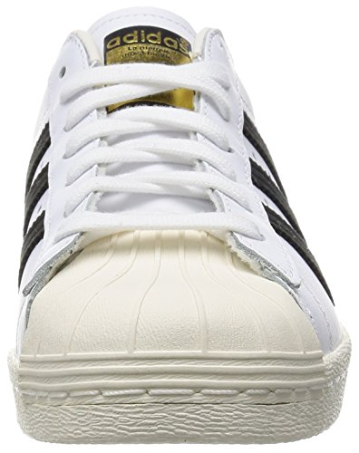 adidas Unisex Low Sneakers G61070 Superstar 80s White Black outlet affordable ca1OT