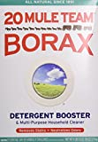 Borax 20 Mule Team Detergent Booster, 76 Oz.
