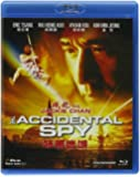 The Accidental Spy (Import) [Blu-ray]