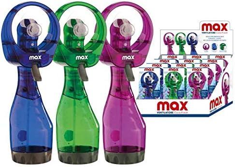 Maxcasa 8017365029845 - Ventilador con difusor de agua ideal para ...