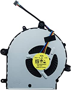 Replacement Laptop CPU Cooling Fan Compatible for HP Probook 655 G2 655 G3 650 G2 650 G3 Series 840733-001 840732-001 840734-001 DFS2000050E0T FGJS 6043B0191301 by YDLan
