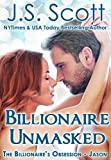 Bargain eBook - Billionaire Unmasked The Billionaire s Obsession