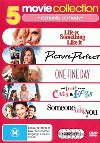 Picture Perfect / The Truth About Cats & Dogs / Someone Like You   5 Discs   NON-USA Format   PAL   Region 4 Import - Australia