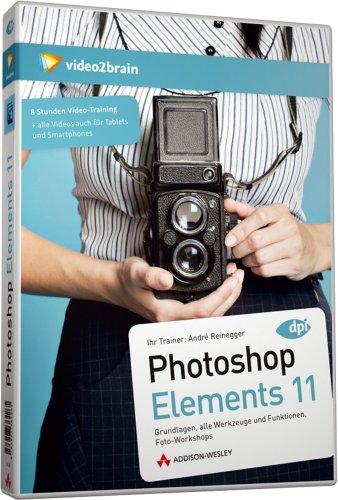 Photoshop Elements 11 - Video-Training (PC+MAC+Linux+iPad)