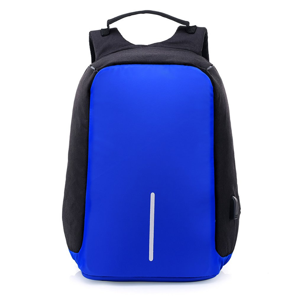 Skyflying 15.6 Inch Laptop Backpack with USB Charging Port,Multifunctional Rucksack Waterproof Anti-Theft School College Bags for Men and Women