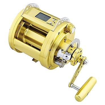 Daiwa Marine Power 3000 24 Volt Power Assist Deep Drop Reel (MP3000-24V)
