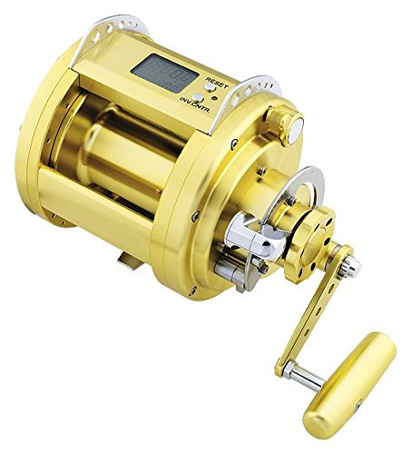 Daiwa Marine Power 3000 - 24 Volt Power Assist Deep Drop Reel