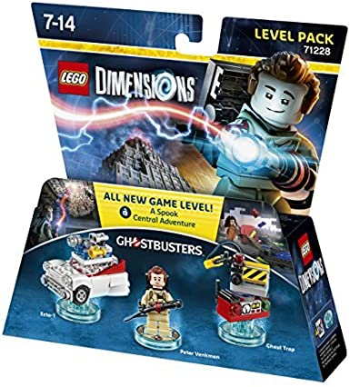 LEGO Dimensions, Ghostbusters, Level Pack by Warner Bros ...