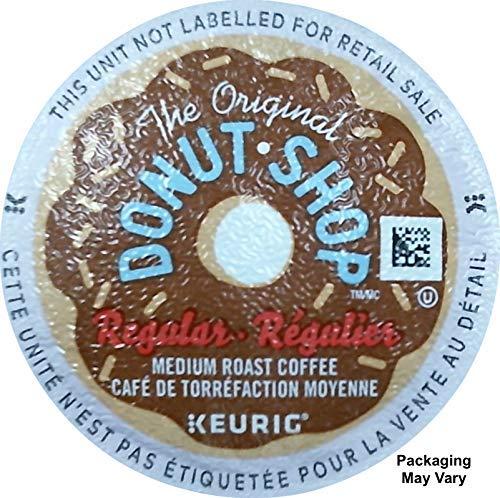 The Original Donut Shop Regular Keurig K-Cup Pack, (100 Pods), Packaging May Vary