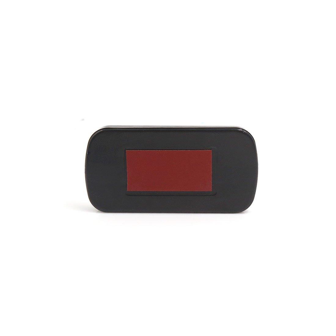 Amazon.com: DealMux 2pcs Retângulo auto-adesivo em forma de carro Blind Spot auxiliar Espelho Retrovisor: Automotive