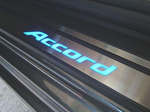 Genuine Honda Accessories 08E12-T2A-100A Door Sill Trim Kit