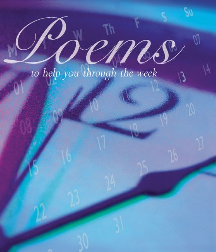 Poems to Help You Through the Week pdf