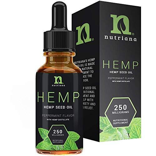 Best Hemp Seed Relief Anti inflammatory product image