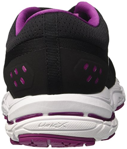 Wave Stream White Zapatillas Wos Mujer de para Clover 01 Black Running Mizuno Multicolor fHxwqdgf