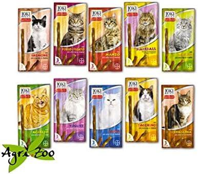 Joki Plus - Barritas para gatos esterilizados, 40 g: Amazon.es: Productos para mascotas