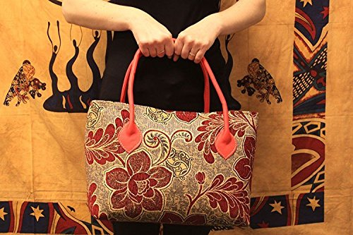 Ancient Wisdom, Borsa a spalla donna Ruby Cream
