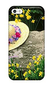 Hot New Among The Daffodils Case Cover For Iphone 5/5s With Perfect Design 1575167K94314418