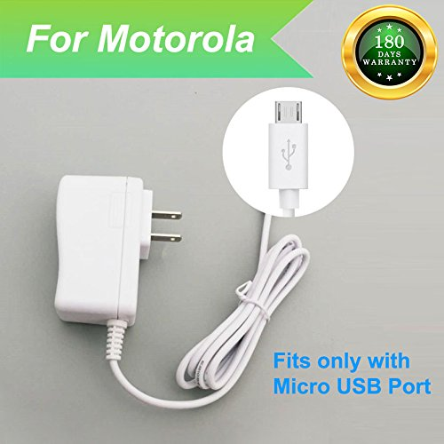 - For Motorola Baby Monitor Charger Power Cord Replacement Adapter Supply Compatible with Parent Unit MBP33S MBP36S MBP38S MBP41S MBP48 MBP482 5.0V 6.6Ft