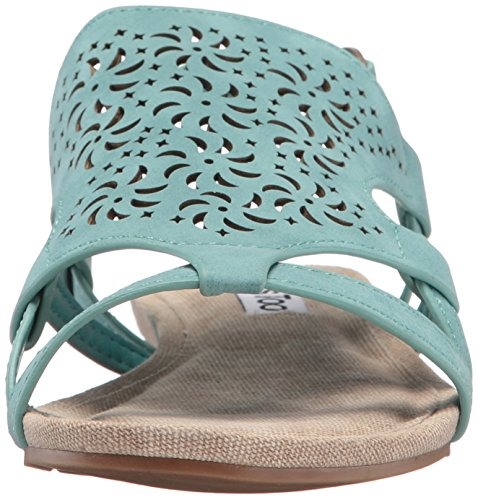 Women Lips Teal Too 2 Cassie Dress Sandal qzfag6