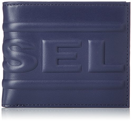 Blue Wallet Hiresh S Men's Holder Card Diesel Peacoat and Bolded xqIzZFP