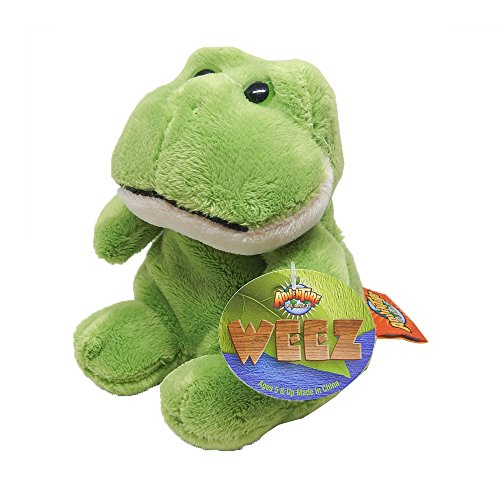 Rhode Island Novelty 83427 Frog Bean Filled Plush Stuffed Animal