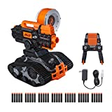 TerraScout Recon Nerf Toy RC Drone N-Strike Elite Blaster with Live Video Feed 18 Official Nerf Elite Darts and Rechargeable Battery For Kids, Teens, and Adults