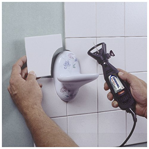 Rotary Tool Attachments - Wall Tile Cutting Kit