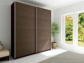 Amazon.de: Schiebetürenschrank Kleiderschrank für Schlafzimmer oder ...