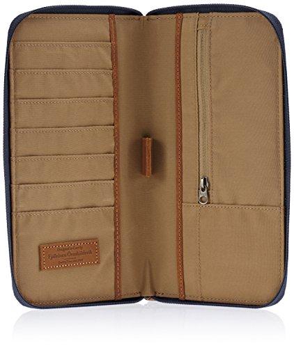 91ef230e5 Amazon.com: Fjallraven - Travel Wallet, Dark Grey: Clothing