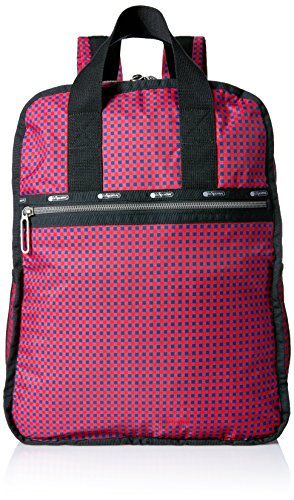 Essential Urban Backpack Backpack, HAPPY CHECK BLUE C, One Size by LeSportsac