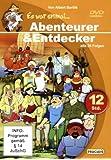 ES WAR EINMAL ... ABENTEURER & ENTDECKER (6 DVDs im Geschenkschuber - 728 Minuten)