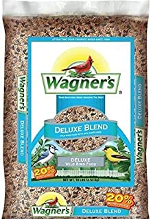 product image for Wagner's 13008 Deluxe Blend Wild Bird Food, 10-Pound Bag - Premium Pack