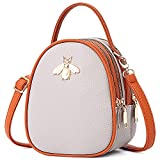 SiMYEER Small Crossbody Bags Shoulder Bag for Women Stylish Ladies Messenger Bags Purse