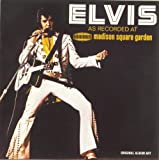 Elvis As Recorded Live at Madison Square Garden