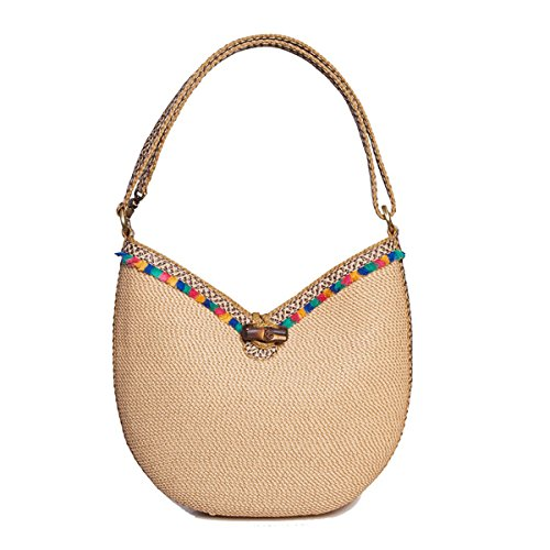 Javits Mix Frida Designer Fashion Handbag Women's Peanut Luxury Eric wF7qZZ